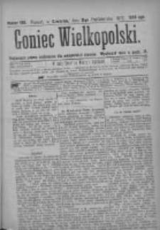 Goniec Wielkopolski: najtańsze pismo codzienne dla wszystkich stanów 1877.10.11 Nr186