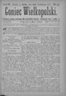 Goniec Wielkopolski: najtańsze pismo codzienne dla wszystkich stanów 1877.10.20 Nr194