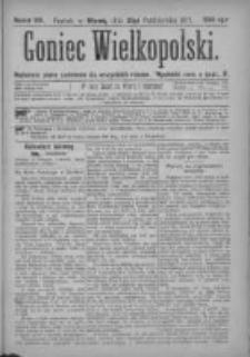 Goniec Wielkopolski: najtańsze pismo codzienne dla wszystkich stanów 1877.10.23 Nr196