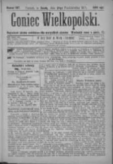 Goniec Wielkopolski: najtańsze pismo codzienne dla wszystkich stanów 1877.10.24 Nr197