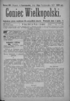 Goniec Wielkopolski: najtańsze pismo codzienne dla wszystkich stanów 1877.10.29 Nr201