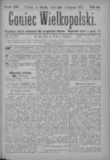 Goniec Wielkopolski: najtańsze pismo codzienne dla wszystkich stanów 1877.11.02 Nr204