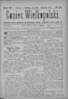 Goniec Wielkopolski: najtańsze pismo codzienne dla wszystkich stanów 1877.11.03 Nr205