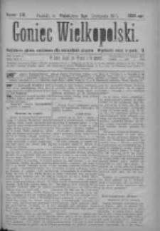 Goniec Wielkopolski: najtańsze pismo codzienne dla wszystkich stanów 1877.11.09 Nr210