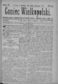 Goniec Wielkopolski: najtańsze pismo codzienne dla wszystkich stanów 1877.11.10 Nr211