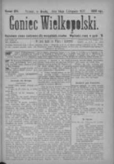 Goniec Wielkopolski: najtańsze pismo codzienne dla wszystkich stanów 1877.11.14 Nr214
