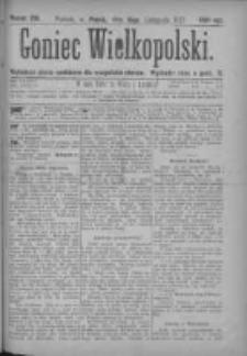 Goniec Wielkopolski: najtańsze pismo codzienne dla wszystkich stanów 1877.11.16 Nr216