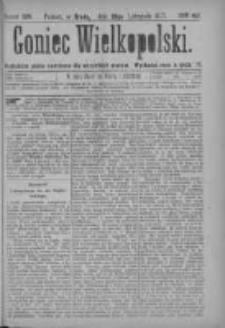 Goniec Wielkopolski: najtańsze pismo codzienne dla wszystkich stanów 1877.11.28 Nr226