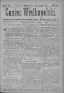 Goniec Wielkopolski: najtańsze pismo codzienne dla wszystkich stanów 1877.12.04 Nr231
