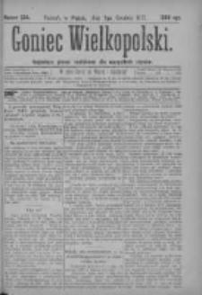 Goniec Wielkopolski: najtańsze pismo codzienne dla wszystkich stanów 1877.12.07 Nr234