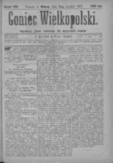 Goniec Wielkopolski: najtańsze pismo codzienne dla wszystkich stanów 1877.12.11 Nr236