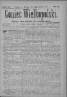 Goniec Wielkopolski: najtańsze pismo codzienne dla wszystkich stanów 1877.12.12 Nr237