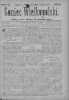 Goniec Wielkopolski: najtańsze pismo codzienne dla wszystkich stanów 1877.12.14 Nr239