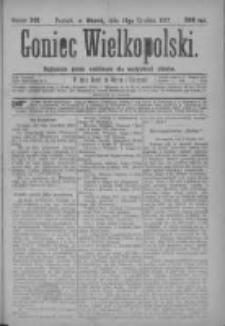 Goniec Wielkopolski: najtańsze pismo codzienne dla wszystkich stanów 1877.12.18 Nr242