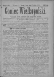 Goniec Wielkopolski: najtańsze pismo codzienne dla wszystkich stanów 1877.12.19 Nr243