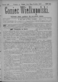 Goniec Wielkopolski: najtańsze pismo codzienne dla wszystkich stanów 1877.12.21 Nr245