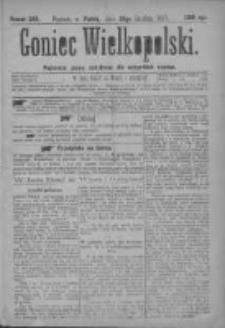 Goniec Wielkopolski: najtańsze pismo codzienne dla wszystkich stanów 1877.12.28 Nr249