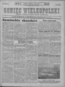 Goniec Wielkopolski: najstarszy i najtańszy niezależny dziennik demokratyczny 1930.02.05 R.54 Nr29