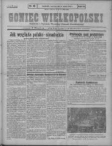 Goniec Wielkopolski: najstarszy i najtańszy niezależny dziennik demokratyczny 1930.02.06 R.54 Nr30