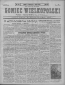 Goniec Wielkopolski: najstarszy i najtańszy niezależny dziennik demokratyczny 1930.02.11 R.54 Nr34