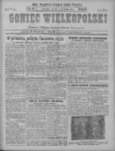 Goniec Wielkopolski: najstarszy i najtańszy niezależny dziennik demokratyczny 1930.02.20 R.54 Nr42