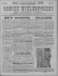 Goniec Wielkopolski: najstarszy i najtańszy niezależny dziennik demokratyczny 1930.02.21 R.54 Nr43