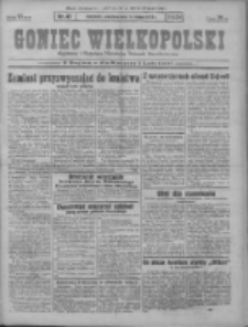 Goniec Wielkopolski: najstarszy i najtańszy niezależny dziennik demokratyczny 1930.02.23 R.54 Nr45