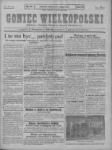 Goniec Wielkopolski: najstarszy i najtańszy niezależny dziennik demokratyczny 1930.02.26 R.54 Nr47