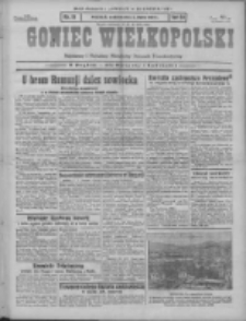 Goniec Wielkopolski: najstarszy i najtańszy niezależny dziennik demokratyczny 1930.03.02 R.54 Nr51