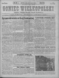 Goniec Wielkopolski: najstarszy i najtańszy niezależny dziennik demokratyczny 1930.03.08 R.54 Nr56