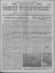 Goniec Wielkopolski: najstarszy i najtańszy niezależny dziennik demokratyczny 1930.03.09 R.54 Nr57
