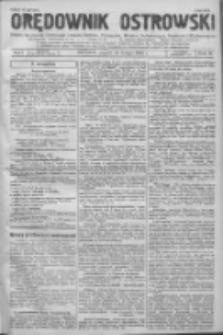 Orędownik Ostrowski: pismo na powiat Ostrowski oraz miast Ostrowa, Odolanowa, Sulmierzyc, Raszkowa i Skalmierzyc 1936.02.28 R.85 Nr17