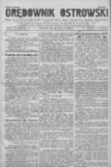 Orędownik Ostrowski: pismo na powiat Ostrowski oraz miast Ostrowa, Odolanowa, Sulmierzyc, Raszkowa i Skalmierzyc 1936.03.06 R.85 Nr19