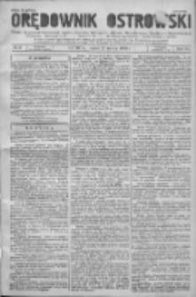 Orędownik Ostrowski: pismo na powiat Ostrowski oraz miast Ostrowa, Odolanowa, Sulmierzyc, Raszkowa i Skalmierzyc 1936.03.27 R.85 Nr25