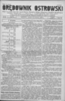 Orędownik Ostrowski: pismo na powiat Ostrowski oraz miast Ostrowa, Odolanowa, Sulmierzyc, Raszkowa i Skalmierzyc 1936.04.28 R.85 Nr34