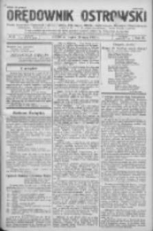 Orędownik Ostrowski: pismo na powiat Ostrowski oraz miast Ostrowa, Odolanowa, Sulmierzyc, Raszkowa i Skalmierzyc 1936.05.29 R.85 Nr43