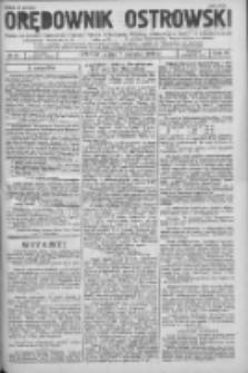 Orędownik Ostrowski: pismo na powiat Ostrowski oraz miast Ostrowa, Odolanowa, Sulmierzyc, Raszkowa i Skalmierzyc 1936.06.05 R.85 Nr45