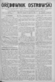 Orędownik Ostrowski: pismo na powiat Ostrowski oraz miast Ostrowa, Odolanowa, Sulmierzyc, Raszkowa i Skalmierzyc 1936.06.30 R.85 Nr52