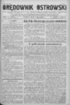 Orędownik Ostrowski: pismo na powiat Ostrowski oraz miast Ostrowa, Odolanowa, Sulmierzyc, Raszkowa i Skalmierzyc 1936.07.17 R.85 Nr57