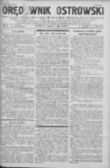 Orędownik Ostrowski: pismo na powiat Ostrowski oraz miast Ostrowa, Odolanowa, Sulmierzyc, Raszkowa i Skalmierzyc 1936.07.31 R.85 Nr61