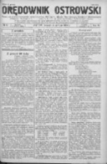 Orędownik Ostrowski: pismo na powiat Ostrowski oraz miast Ostrowa, Odolanowa, Sulmierzyc, Raszkowa i Skalmierzyc 1936.08.11 R.85 Nr64