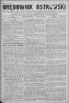 Orędownik Ostrowski: pismo na powiat Ostrowski oraz miast Ostrowa, Odolanowa, Sulmierzyc, Raszkowa i Skalmierzyc 1936.09.18 R.85 Nr75