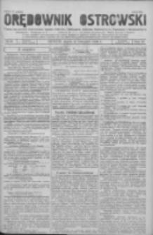 Orędownik Ostrowski: pismo na powiat Ostrowski oraz miast Ostrowa, Odolanowa, Sulmierzyc, Raszkowa i Skalmierzyc 1936.11.27 R.85 Nr95