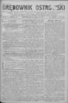 Orędownik Ostrowski: pismo na powiat Ostrowski oraz miast Ostrowa, Odolanowa, Sulmierzyc, Raszkowa i Skalmierzyc 1936.12.04 R.85 Nr97