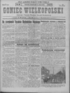 Goniec Wielkopolski: najstarszy i najtańszy niezależny dziennik demokratyczny 1930.03.13 R.54 Nr60