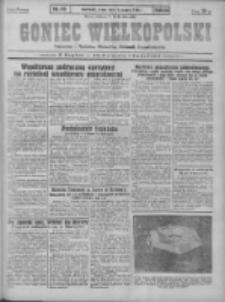 Goniec Wielkopolski: najstarszy i najtańszy niezależny dziennik demokratyczny 1930.03.19 R.54 Nr65