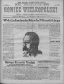 Goniec Wielkopolski: najstarszy i najtańszy niezależny dziennik demokratyczny 1930.03.03.20 R.54 Nr66