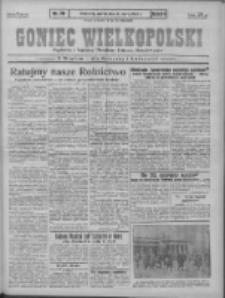 Goniec Wielkopolski: najstarszy i najtańszy niezależny dziennik demokratyczny 1930.03.25 R.54 Nr70