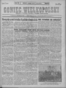 Goniec Wielkopolski: najstarszy i najtańszy niezależny dziennik demokratyczny 1930.03.27 R.54 Nr72