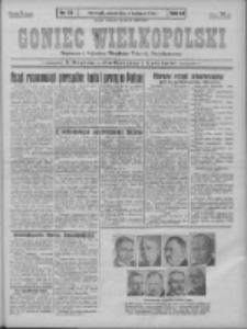 Goniec Wielkopolski: najstarszy i najtańszy niezależny dziennik demokratyczny 1930.04.01 R.54 Nr76